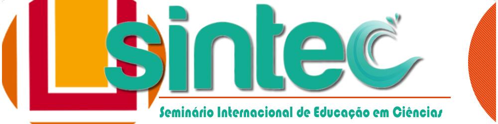 Seminário Internacional de Educação em Ciências